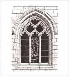 Window Openings Neo Gothic Windows Items