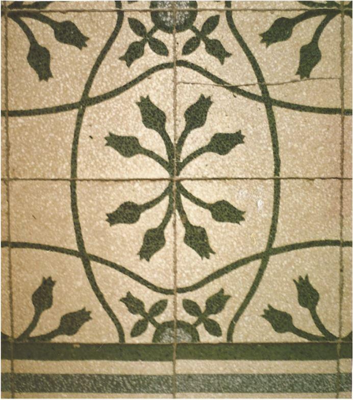 Tulip Motif I Jerusalem Design