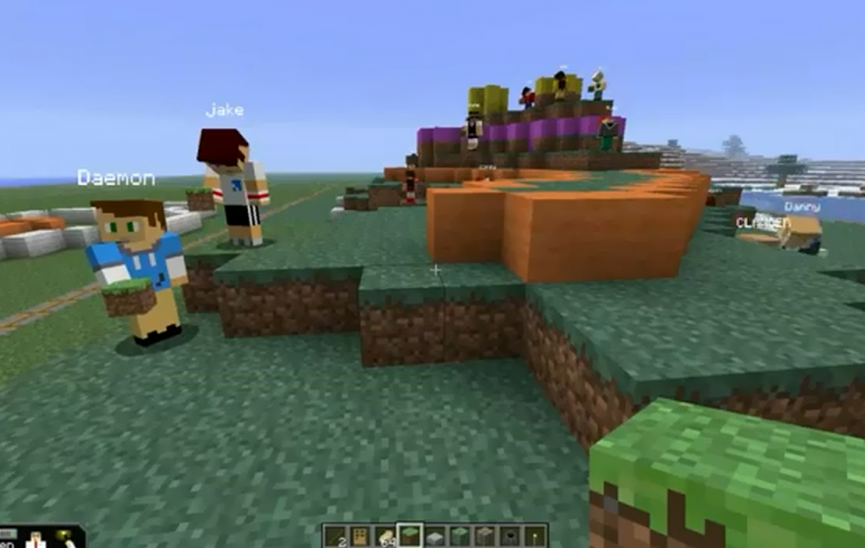 Minecraft: an accidental pedagogical breakthrough - MindCET